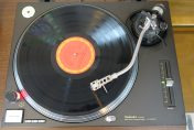 特価・中古コーナーに Technics レコードプレーヤー SL-1200MK4 を掲載しました。